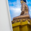 Bhutan-Buddha- Dordenma-statue-canvas-print-buy-online-simplypush-photography-store-pushpendra-left