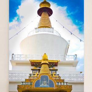 Bhutan Print