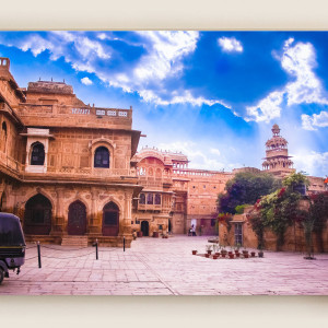 Jaisalmer -Rajasthan Haveli