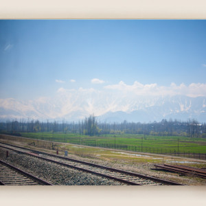 Kashmir train journey