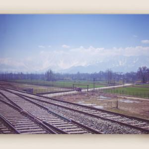 Kashmir Rail line