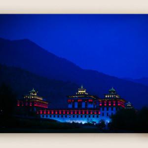 Bhutan King's Palace