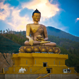 Bhutan : Land of Thunder Dragon