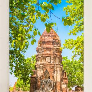 Ayutthaya Buddha Temple 2