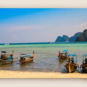 Phi Phi Island View : Thailand