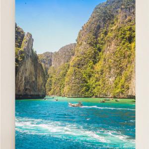 Phi Phi route Island Thailand