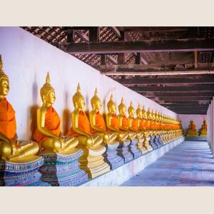 Buddha Temple Thailand 2